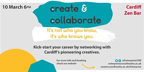 Create & Collaborate // Creu a Cydweithio tickets