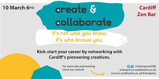 Create & Collaborate // Creu a Cydweithio