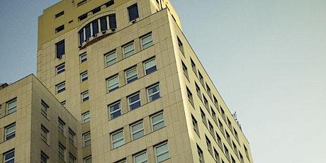 Edificio  COMEGA entradas