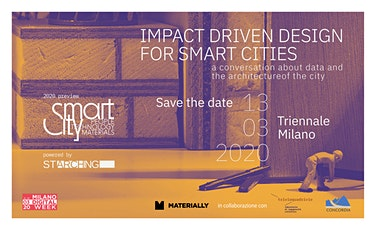 Impact Driven Design for Smart Cities tickets