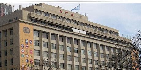 Edificio del Automóvil Club Argentino entradas