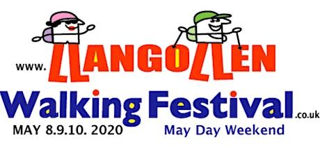 Llangollen Walking Festival Nordic Walking MAY 8th, 2020 tickets