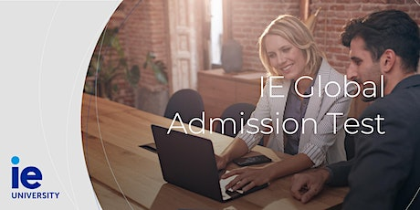 IE Global Admission Test - Buenos Aires entradas