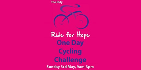 Northampton Hope Centre Ride for Hope One Day Cycling Challenge tickets