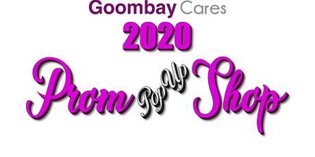 2020 Goombay Cares Prom Pop Up Shop tickets