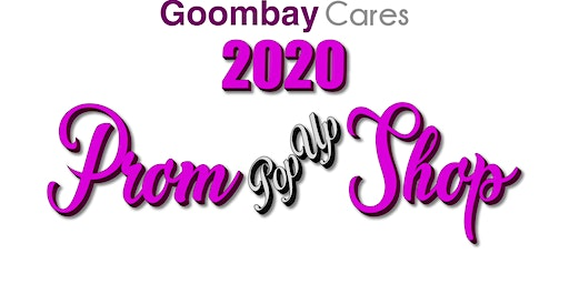 2020 Goombay Cares Prom Pop Up Shop
