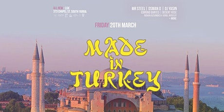 Made In Turkey | Chapter 2 - Fri 20 March tickets