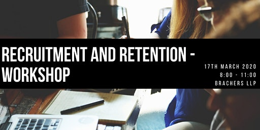 RECRUITMENT AND RETENTION | WORKSHOP