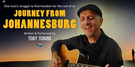 Toby Tobias - Journey from Johannesburg tickets