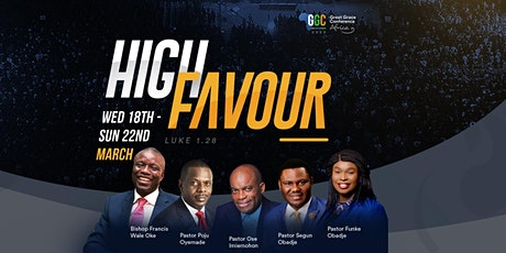 Great Grace Conference 2020 tickets