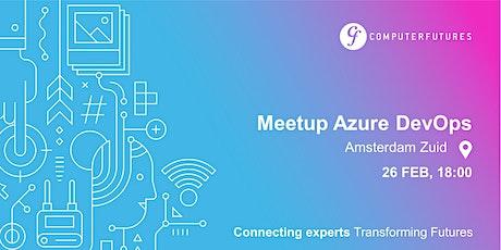 Azure DevOps Meetup tickets