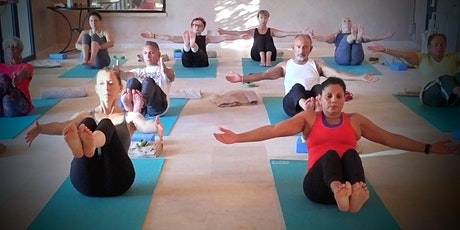 I-Yoga Charity Class tickets
