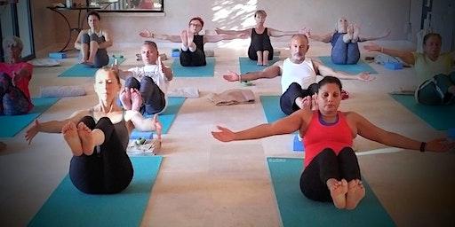 I-Yoga Charity Class
