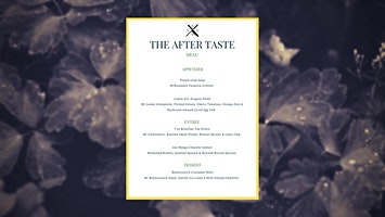The Aftertaste