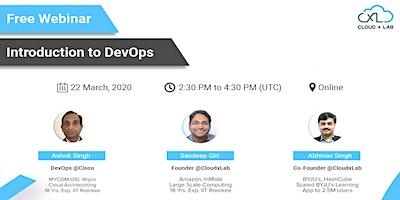 Free Online Webinar on Introduction to DevOps | Live Instructor-led Session