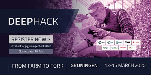 From Farm to Fork   DeepHack Groningen