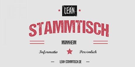 LeanStmmtisch Mannheim tickets