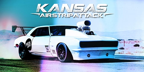 2020 Kansas Airstrip Attack tickets