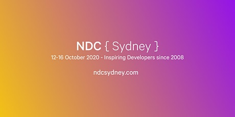 NDC Sydney 2020 - Conference for Software Developers tickets