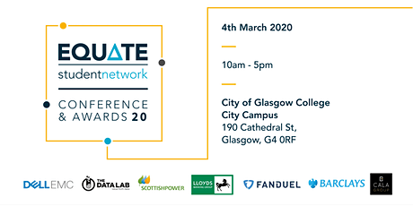 Equate Student Conference & Awards 2020 tickets