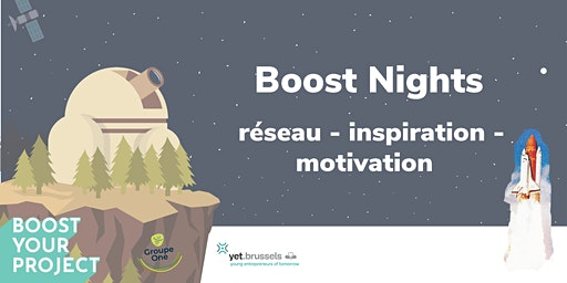 Boost Night #GénérationYmpact