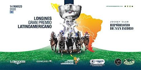 Gran Premio Latino Longines 2020 entradas