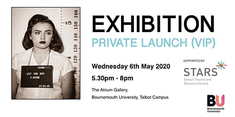 Asking for it - Private launch event (VIP) tickets