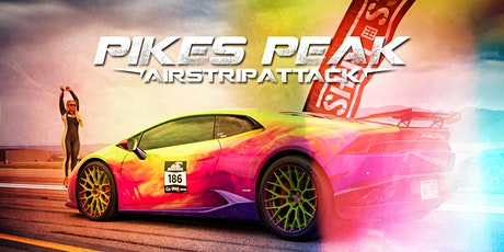 2020 Pikes Peak Airstrip Attack tickets