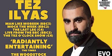 Tez Ilyas: Work In Progress tickets