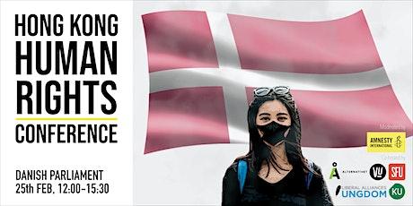 Hong Kong Human Rights Conference tickets