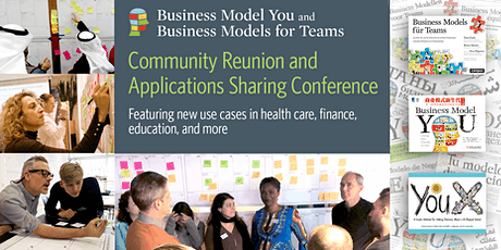 Business Model You/Teams Community Reunion and Applications-Sharing Conference tickets