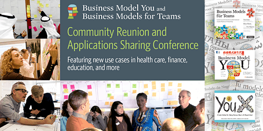 Business Model You/Teams Community Reunion and Applications-Sharing Conference