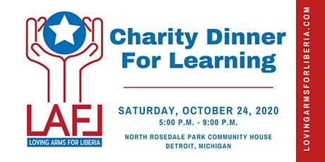 Second Annual Charity Dinner For Learning tickets