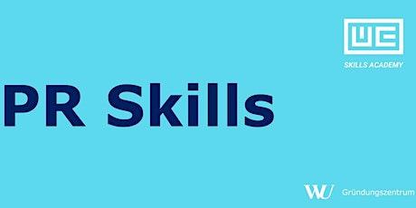 Skills Academy Workshop: PR Skills Tickets