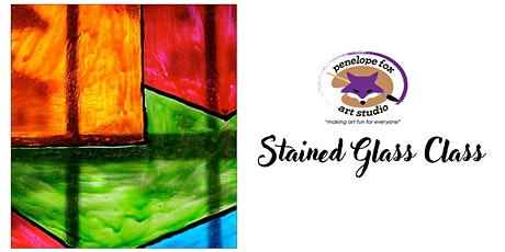 Stained Glass Intermediate Class tickets