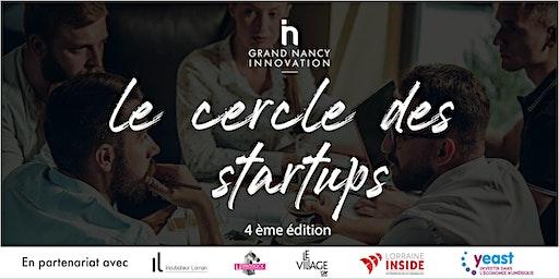 4 ème édition du cercle des startups