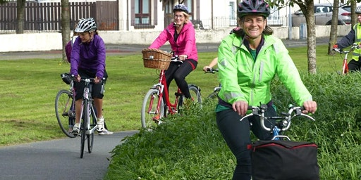Led Cycle Ride - Lagan Towpath (Belfast)
