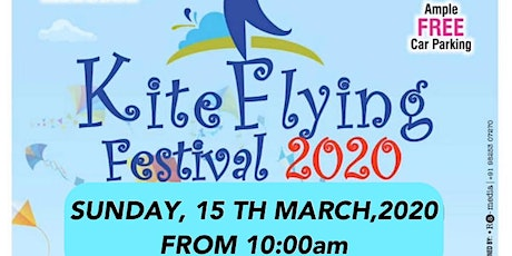 Kite Flying Festival 15 March 2020 @ St Ives Showground tickets