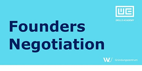 Skills Academy Webinar: Founders Negotiation Tickets