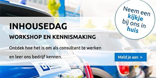 Inhousedag Dimensys Process & IT Consulting