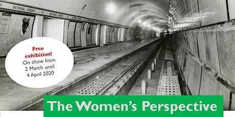 Opening Reception of Bethnal Green Tube Disaster: The Women's Perspective tickets
