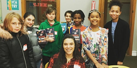 Middle Grade Book Club & Writing Workshop: May 18, 2020 tickets