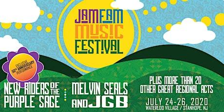 JamFam Music & Arts Festival tickets