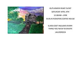 Outlander Paint Event