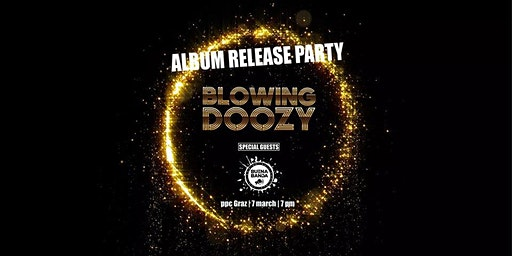 BLOWING DOOZY - Album Release Party Support: BUENA BANDA