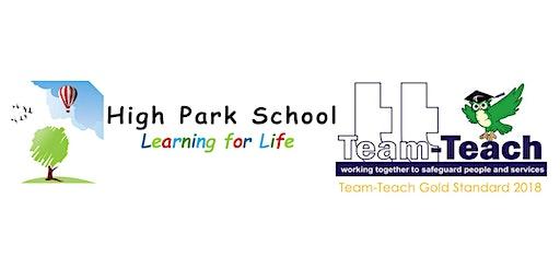 Positive Behaviour Management Level Two - 2 day Course 28th/29th April 2020