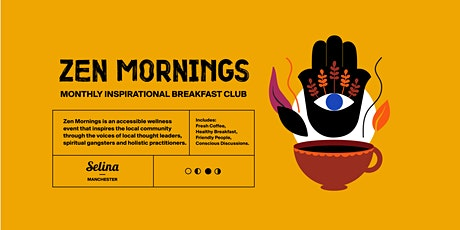 Zen Mornings: with Liam Browne tickets