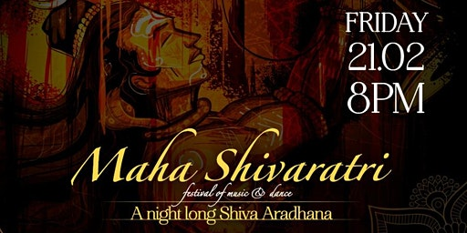 'Maha  Shivaratri'  - Festival of Music & Dance