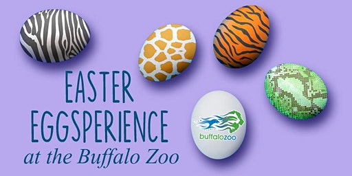 Easter Eggsperience at the Buffalo Zoo!