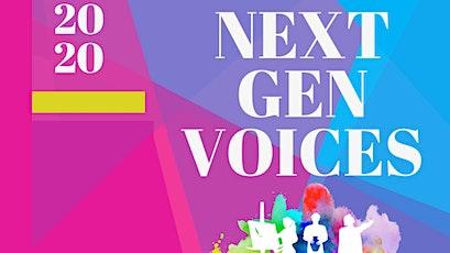 Next Gen Voices tickets